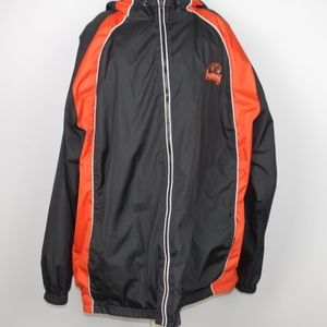 NCAA Oregon State Beavers Windbreaker Jacket